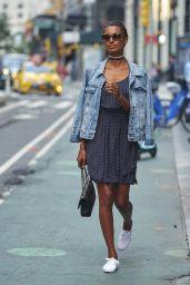 Jasmine Tookes – Victoria's Secret Fashion Show Casting in NYC 08/21/2017