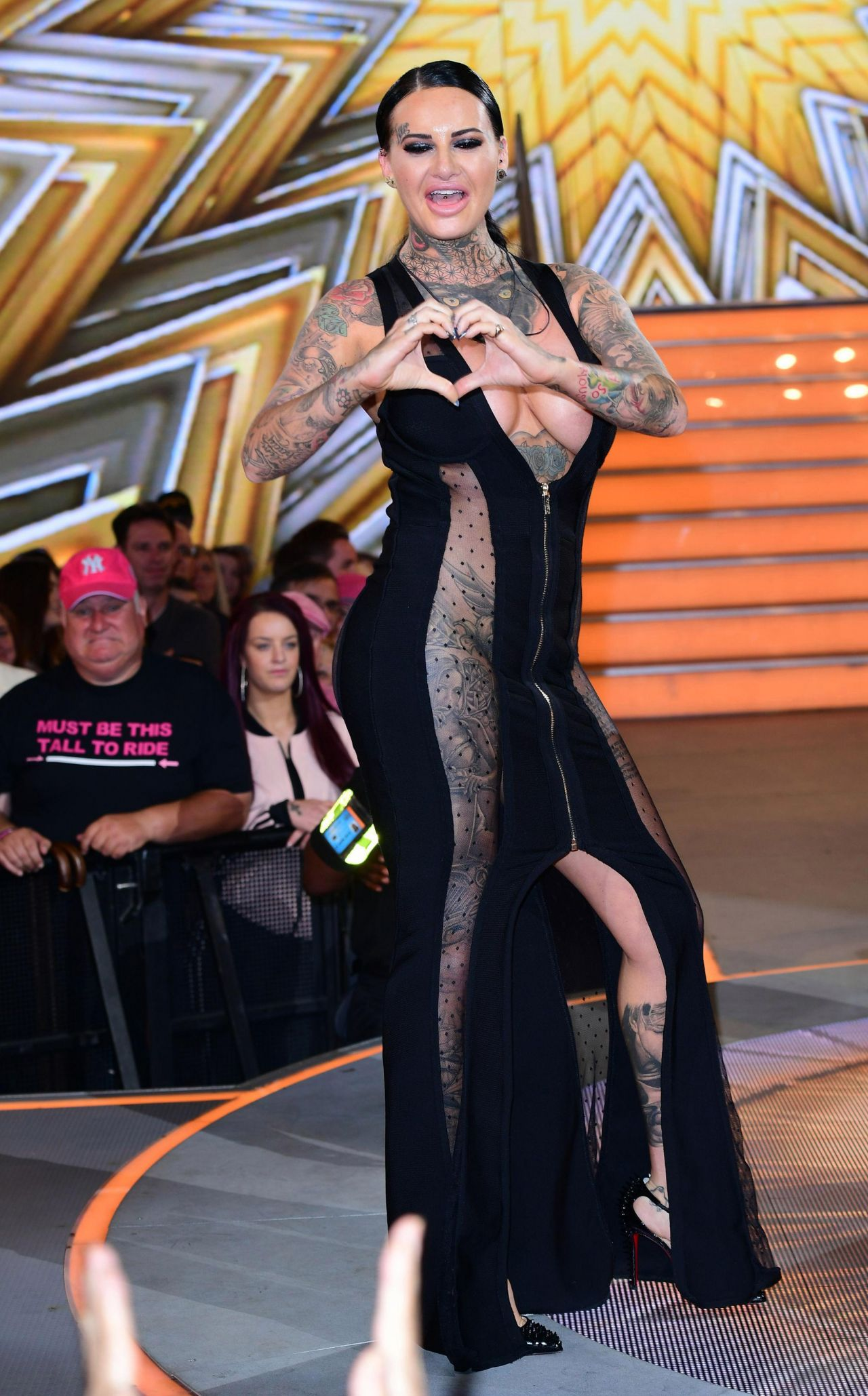 Jemma Lucy - Celebrity Big Brother Final In Hertfordshire -2123