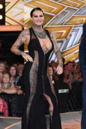 Jemma Lucy - Celebrity Big Brother Final in Hertfordshire 08/26/2017