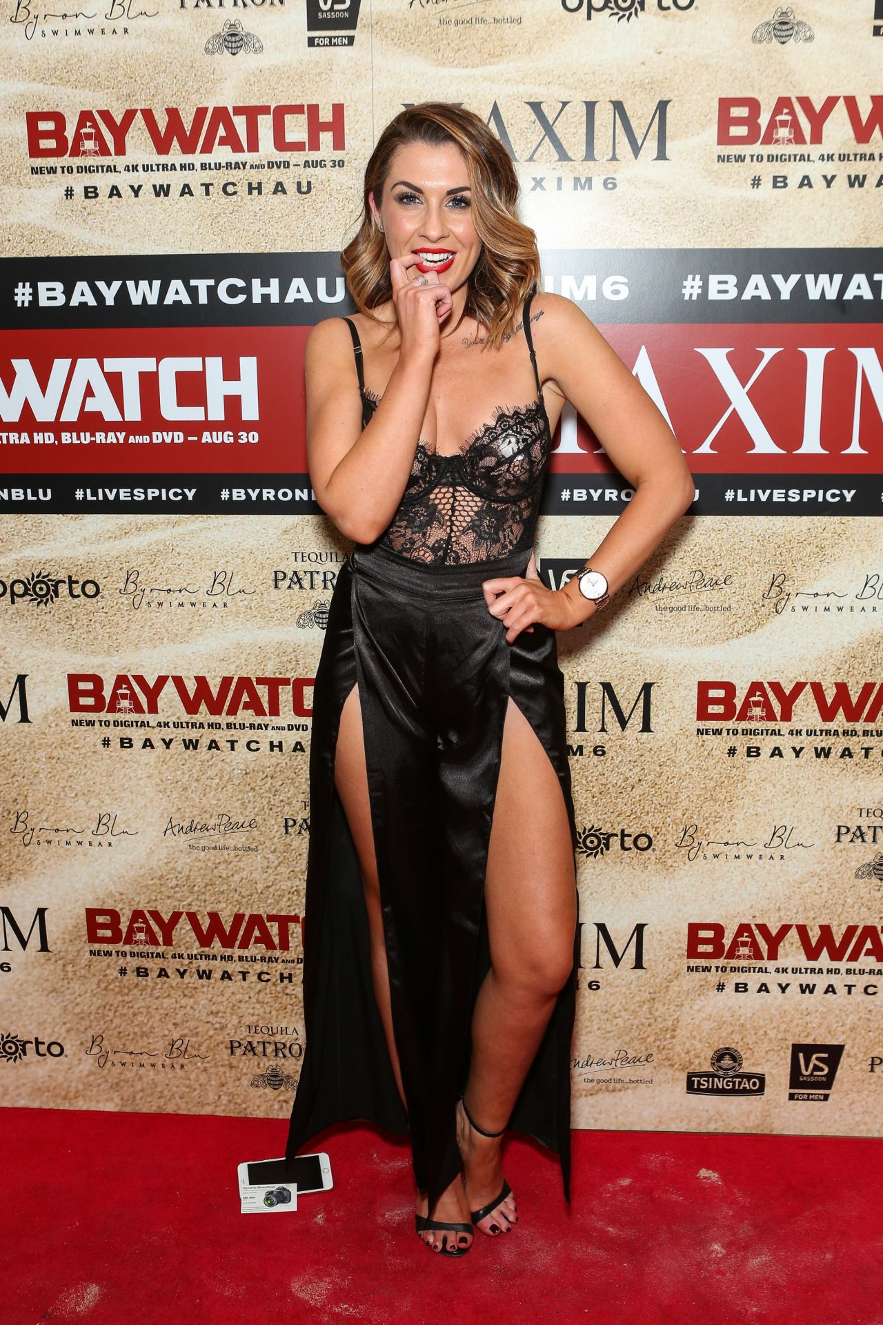 "Jen Hawke – Maxim Magazine's ""Baywatch"" Themed Party in ..."