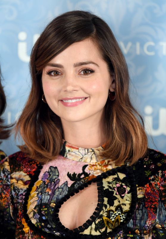 "Jenna Coleman - ""Victoria"" Season 2 Press Screening in London 08/24/2017"