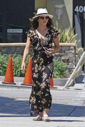 Jenna Dewan - Out in Los Angeles 08/13/2017