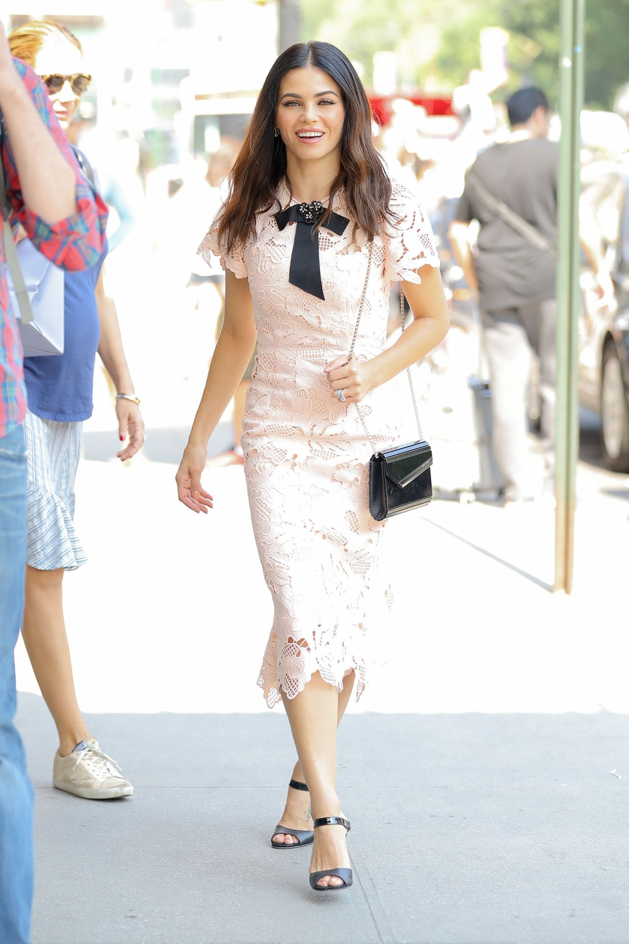 Celebrity casual style