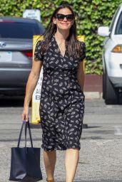 Jennifer Garner at Church in Pacific Palisades 08/27/2017