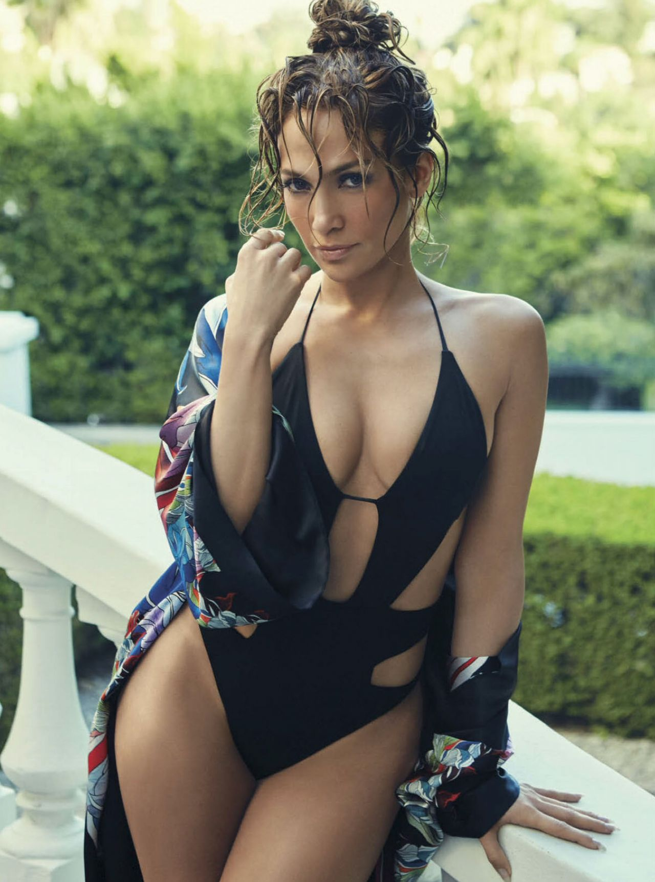 Jennifer Lopez Gq Magazine Mexico September 2017 Issue