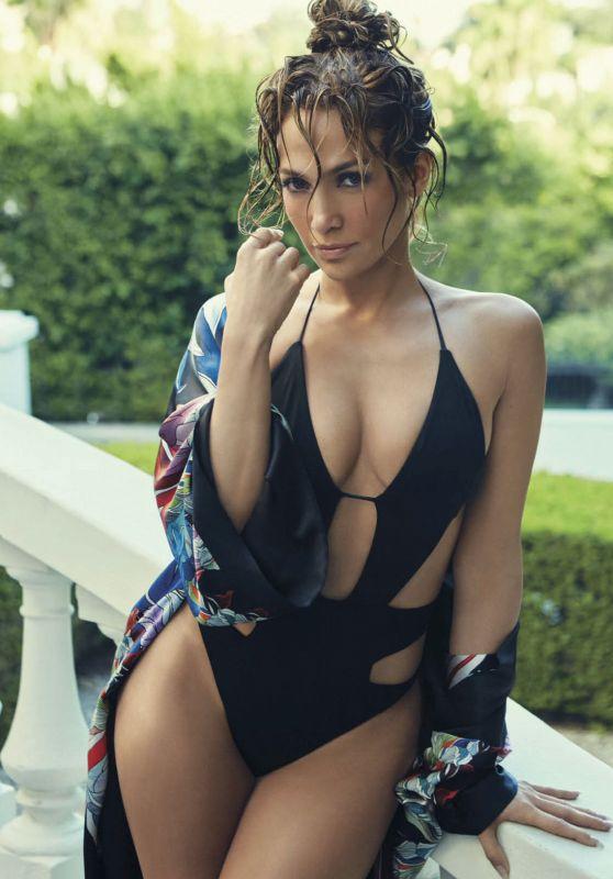 Jennifer Lopez - GQ Magazine Mexico September 2017 Issue