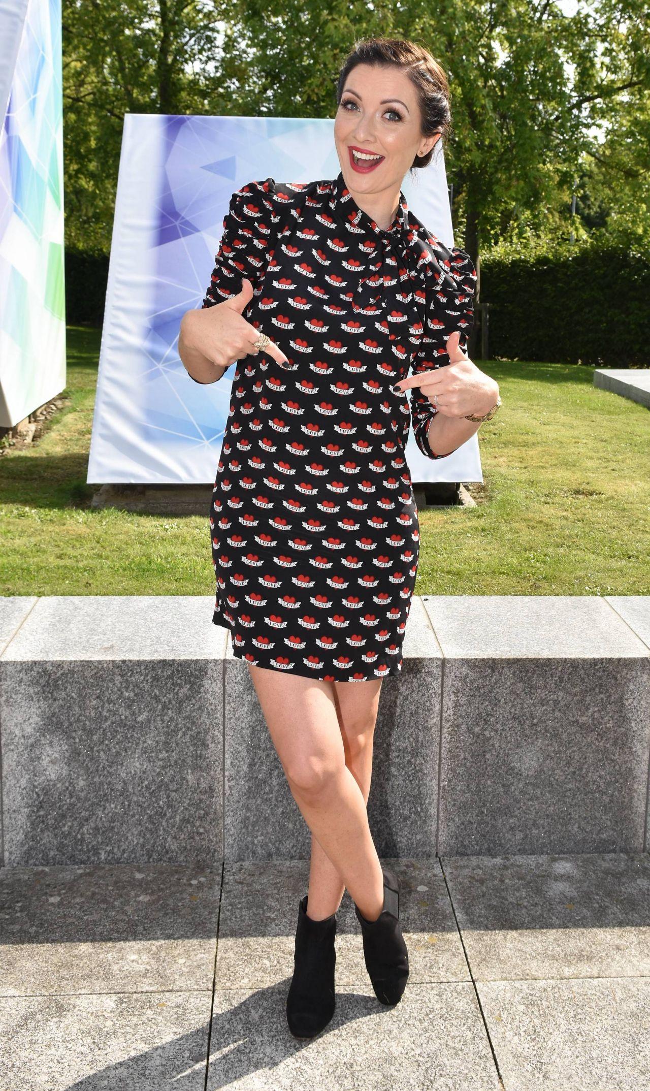 Jennifer Maguire – RTE New Season Launch in Dublin, Ireland 08/24/2017