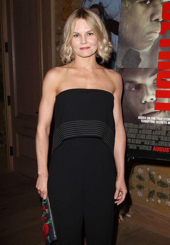 """Jennifer Morrison – """"DETROIT"""" Special Screening in NYC 08/01/2017"""