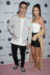 Jess Conte – Beautycon Festival in Los Angeles 08/13/2017