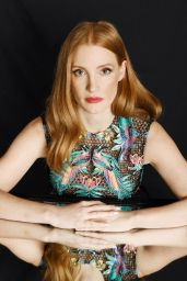 Jessica Chastain - Photoshoot for CinemaCon 2017
