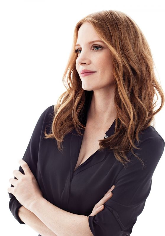 Jessica Chastain - Photoshoot for Variety (2017)