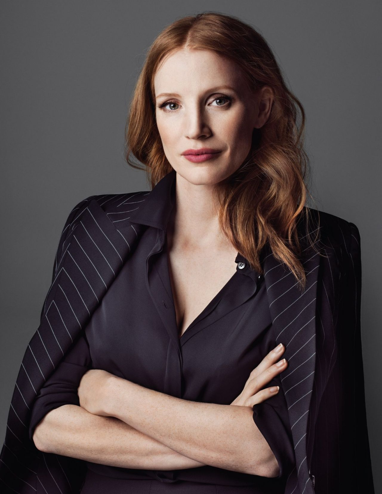 Jessica Chastain Photoshoot For Variety 2017