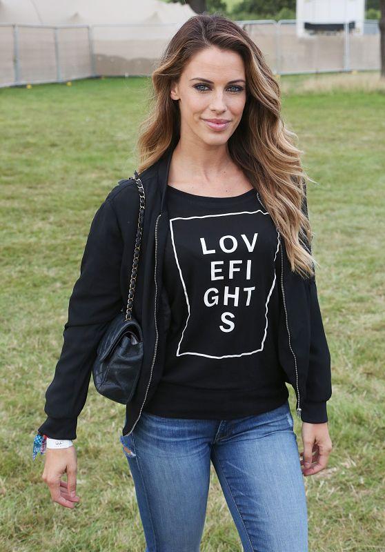 Jessica Lowndes - V Festival 2017 in Chelmsford