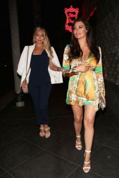 Jessica Wright Night Out - Los Angeles 08/19/2017