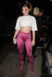 Jessie J - Arriving at Beauty & Essex VMA After Party in Hollywood 08/27/2017