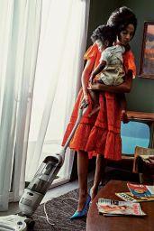 Joan Smalls & Lara Stone – Vogue US September 2017 Photos