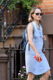 Jodie Foster - Out in West Village in New York City 08/17/2017