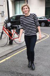 Jodie Whittaker - Radio 2 in London 08/12/2017