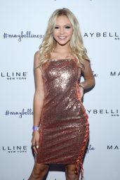 Jordyn Jones - Maybelline Influencer Launch Event in Hollywood 08/10/2017