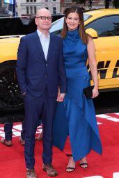 "Jules Asner – ""Logan Lucky"" Premiere in London"