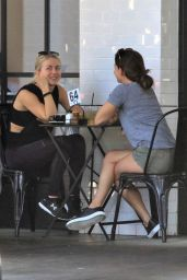 Julianne Hough - Stops for Breakfast in Studio City 08/29/2017