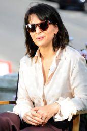 Juliette Binoche - 10th Angouleme Francophone Film Festiva 08/26/2017