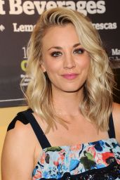 Kaley Cuoco - Launch Panera Bread New Craft Beverage Station in LA 08/30/2017