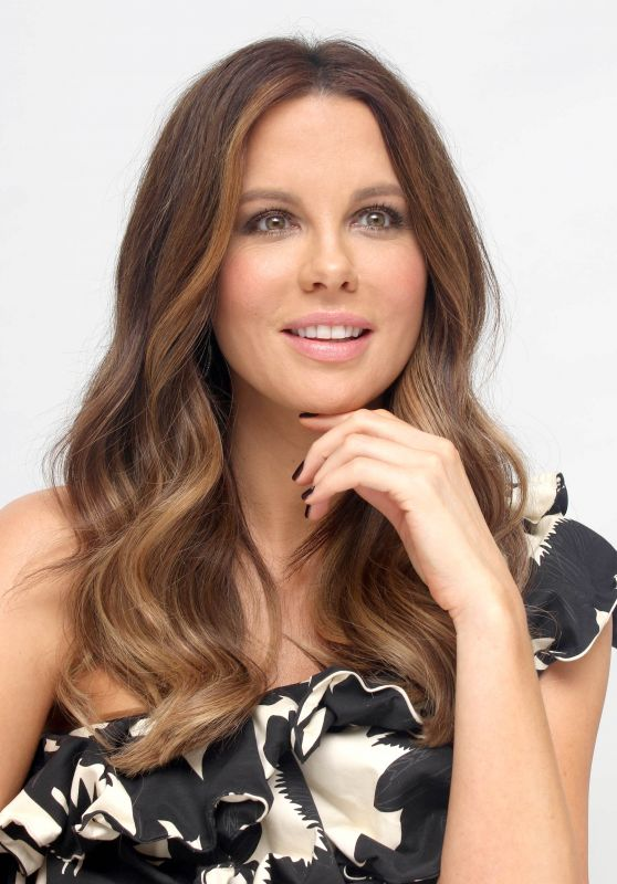 """Kate Beckinsale Headshots - """"The Only Living Boy in New York"""" Press Conference in LA 08/03/2017"""