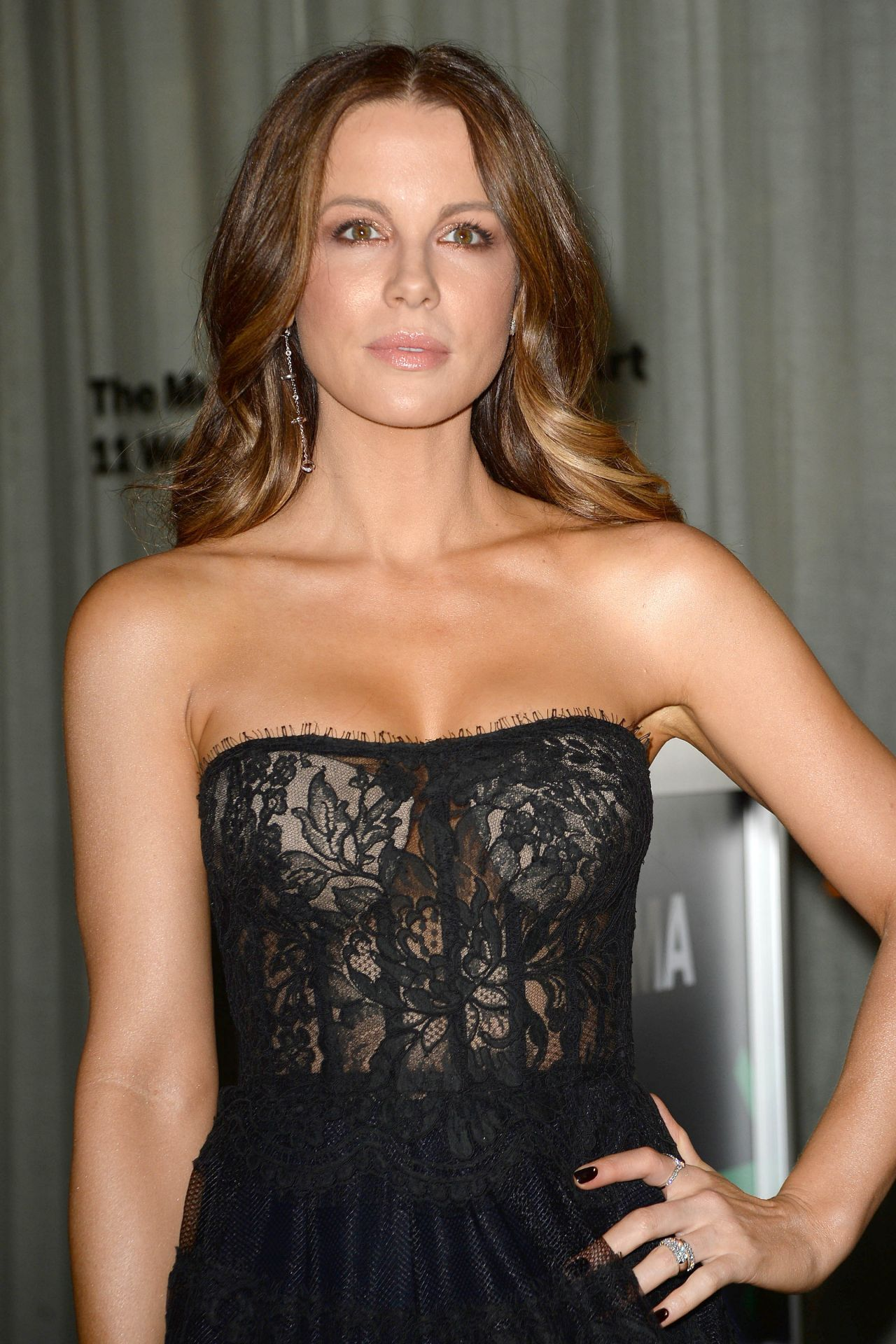 Kate Beckinsale on Red Carpet - The Only Boy Living in