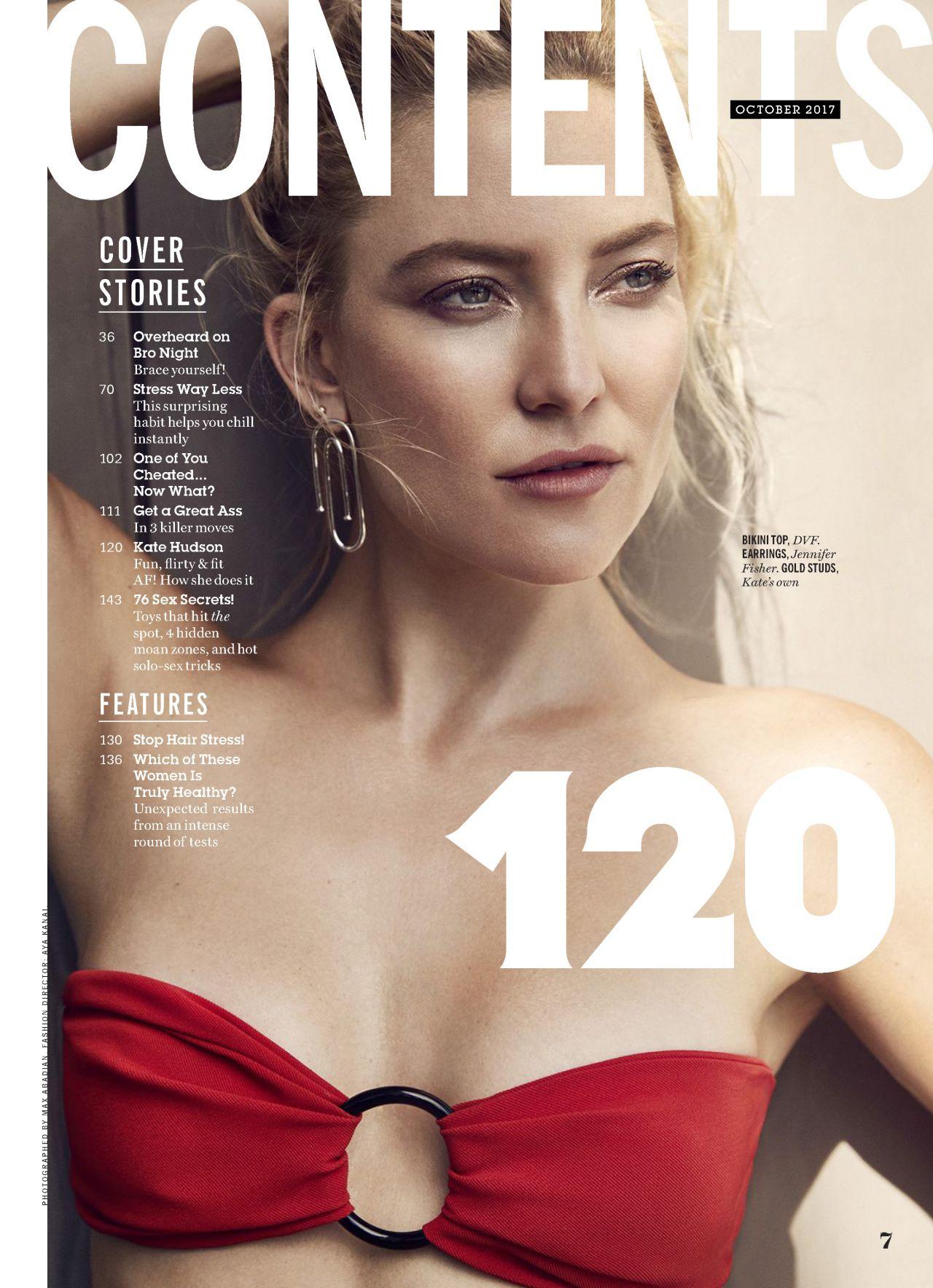 Cosmopolitan Magazine USA October 2017 Issue