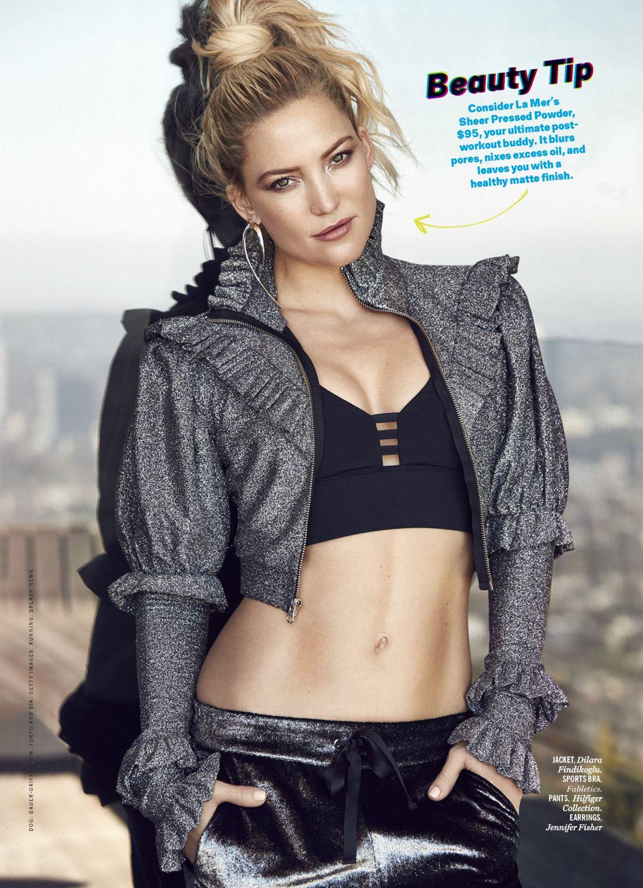 Kate Hudson Cosmopolitan Magazine Usa October 2017 Issue