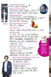 Kate Hudson - Cosmopolitan Magazine USA October 2017 Issue