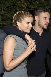 Kate Mara at the Haute Living Event 08/07/2017