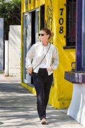 Kate Mara in Casual Attire - Hollywood, CA 08/23/2017