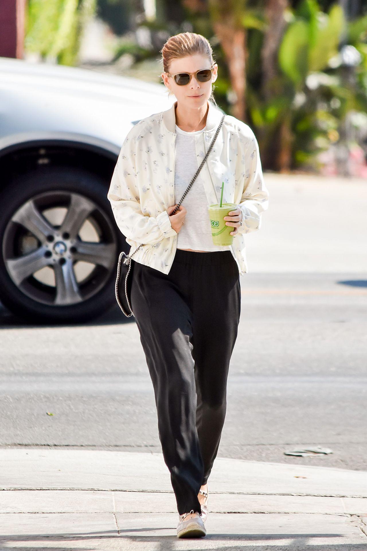 Kate Mara In Casual Attire Hollywood Ca 08 23 2017