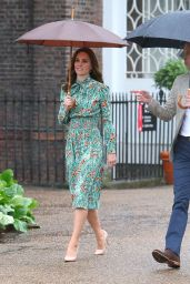 Kate Middleton - Attends an Event at Kensington Palace in London 08/30/2017