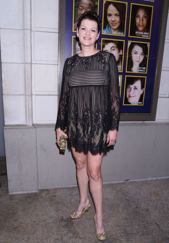 """Kate Shindle – """"Prince of Broadway"""" Premiere in New York 08/24/2017"""