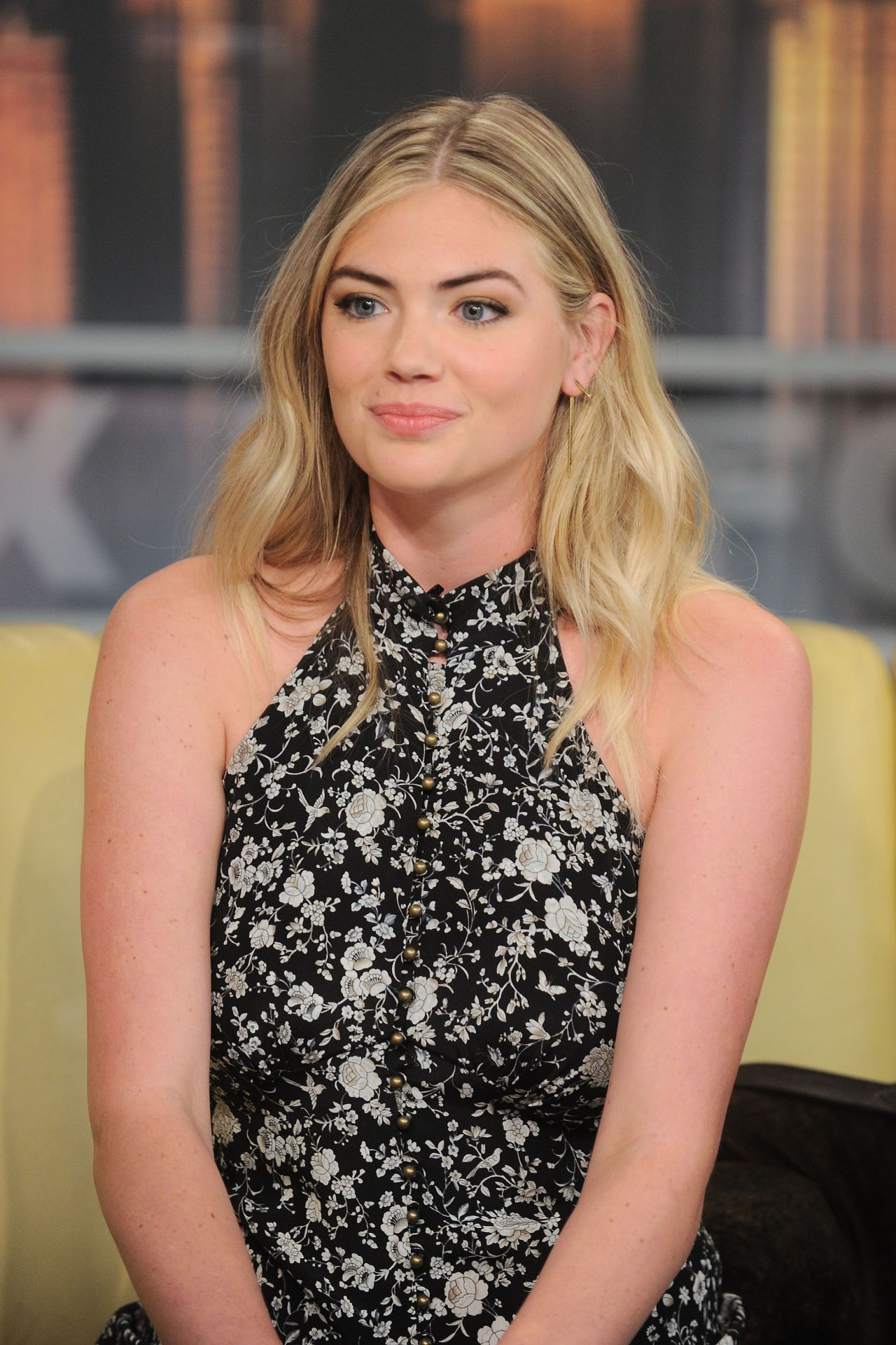Kate upton on good day new york - 2019 year