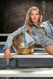 Kate Upton - Shape Magazine September 2017 Issue