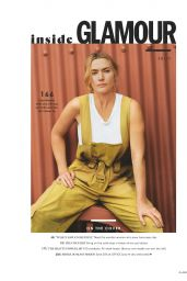 Kate Winslet - Glamour Magazine UK October 2017 Issue