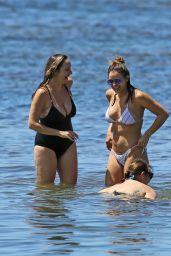 Katharine McPhee in Bikini at a Beach in Hawaii 08/27/2017