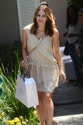 Katharine McPhee - Outside a Private Party in Brentwood 08/13/2017
