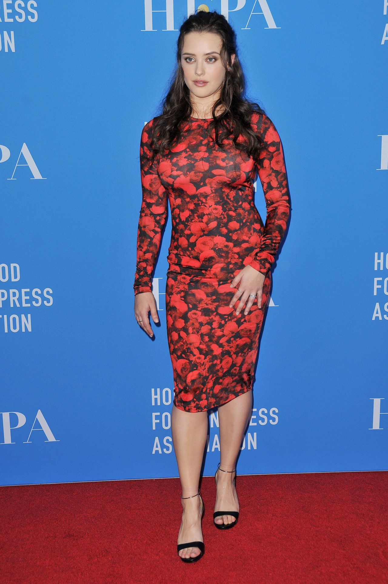 Katherine Langford Hfpa Grants Banquet In Los Angeles 08