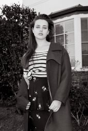 Katherine Langford - Photographed for Flaunt Magazine, August 2017