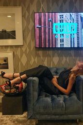 Katherine McNamara - Social Media Pics 08/20/2017