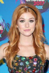 Katherine McNamara – Teen Choice Awards in Los Angeles 08/13/2017