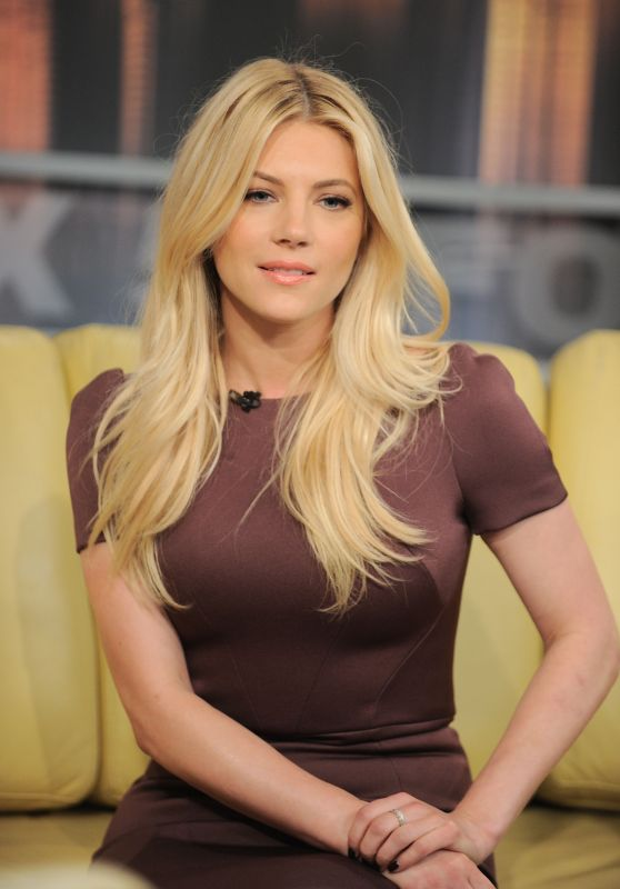 Katheryn Winnick on Good Day New York in NYC 08/01/2017