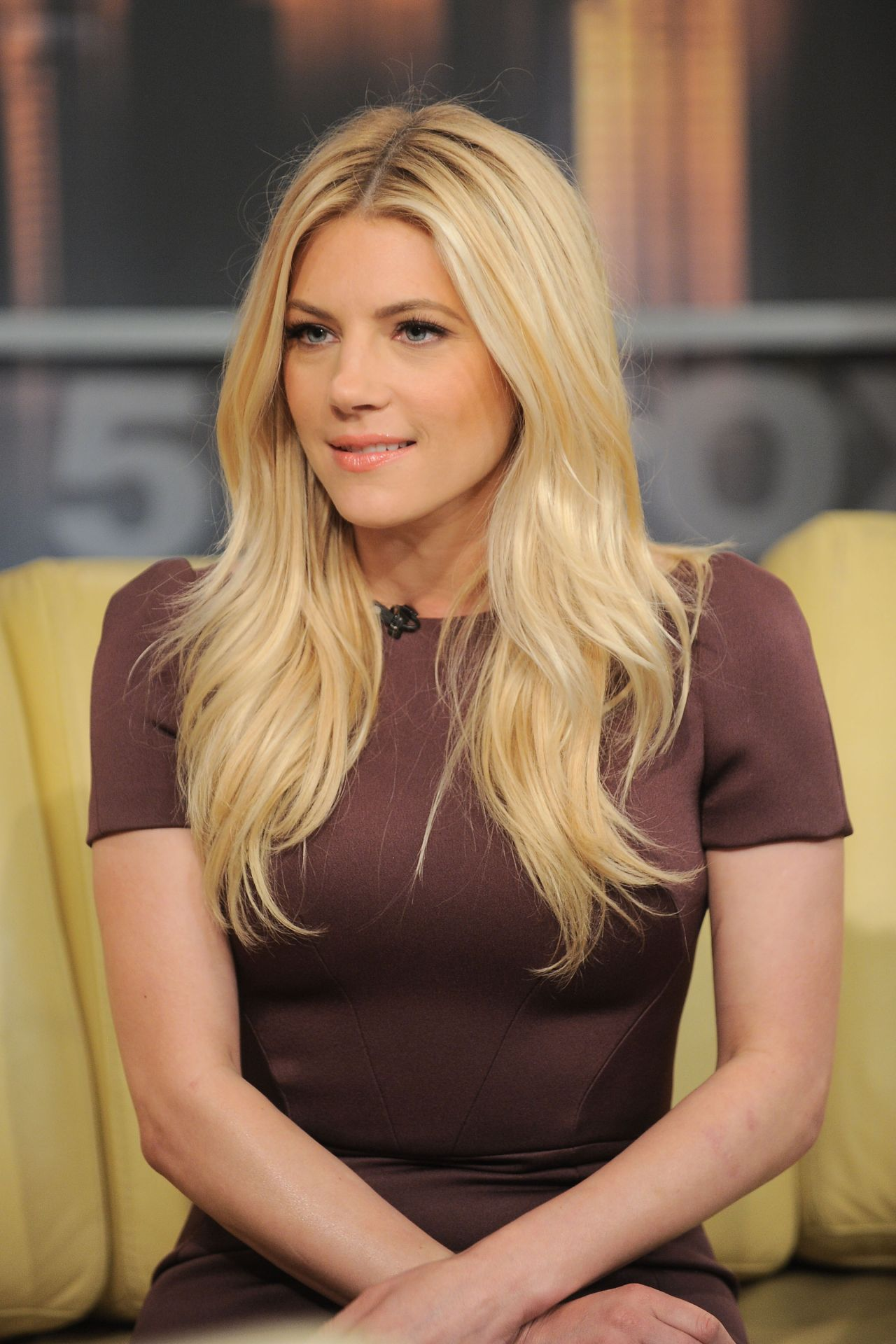 Katheryn Winnick On Good Day New York In Nyc 08012017-6635
