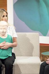 Katie Price - Loose Women TV Show in London 08/16/2017