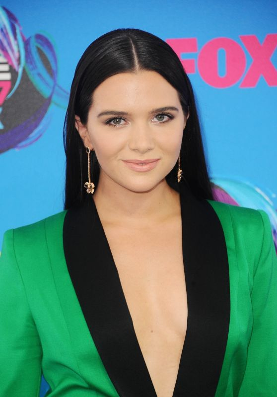 Katie Stevens – Teen Choice Awards in Los Angeles 08/13/2017